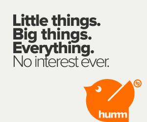 humm no interest